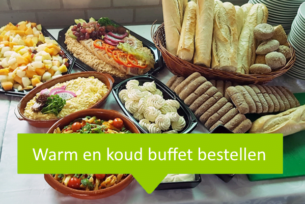 Warm en koud buffet Barendrecht